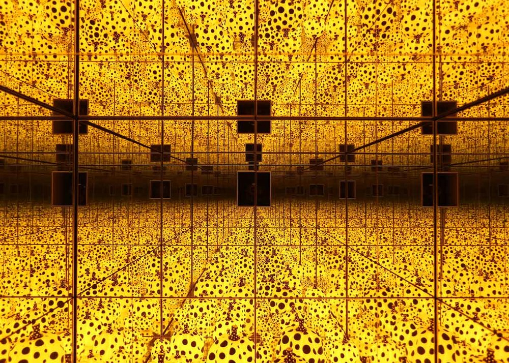 © Yayoi Kusama, The Spirits of the Pumpkins