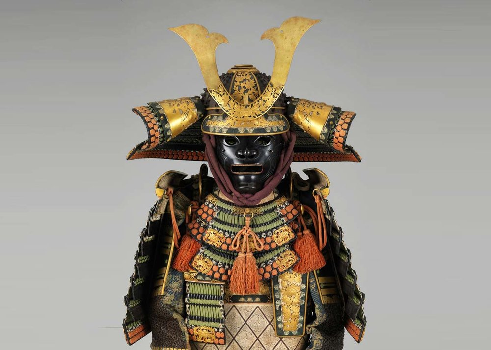 © Samurai Armor, 18th Century, the  Met Museum