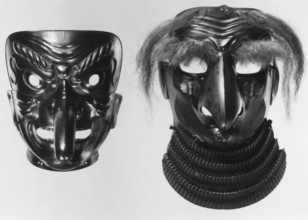 © Tengu Masks, 18th Century, the  Met Museum