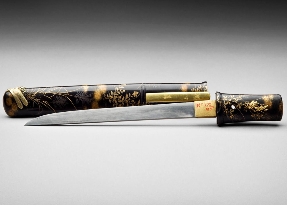 ©  National Museums of World Culture  /  Creative Commons , Dagger with 500 Year Old Blade