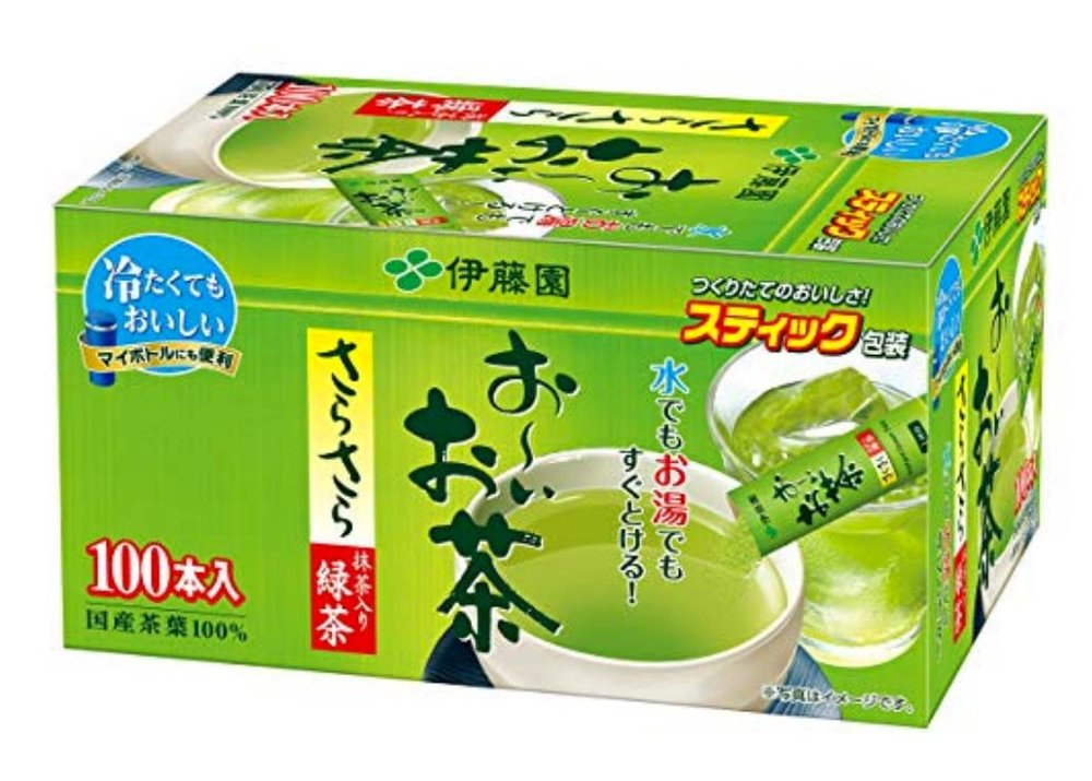 Oi Ocha Macha Blend Green Tea by Ito En