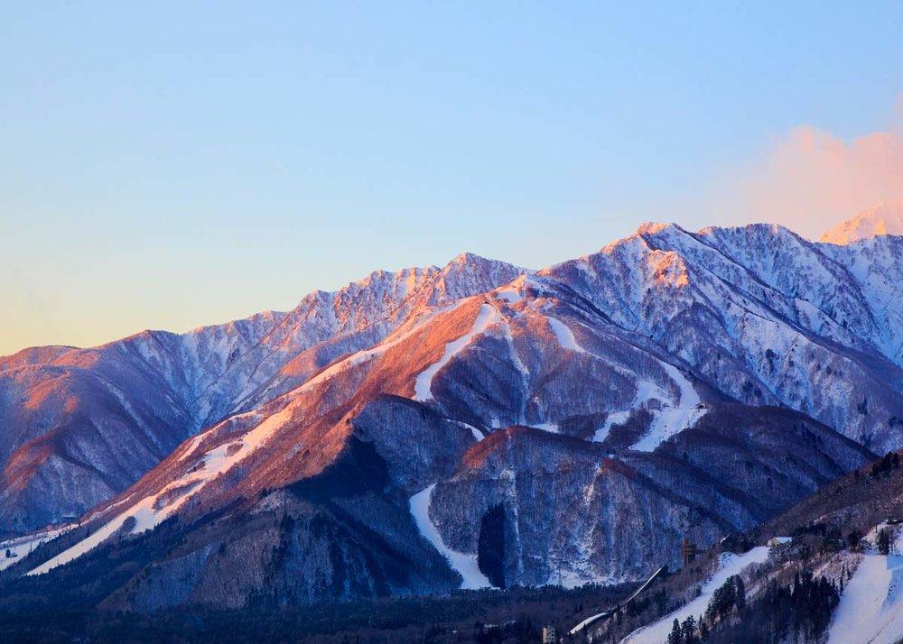 ©  Hakuba.com , Mountains