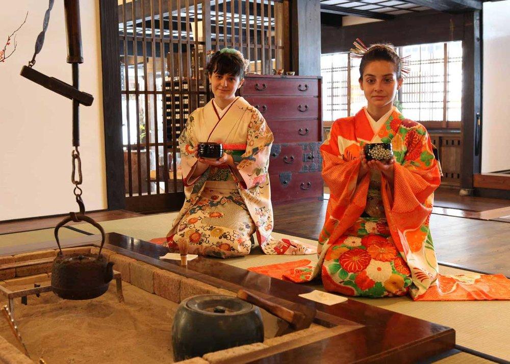 ©  Hakuba.com , Tea Ceremony