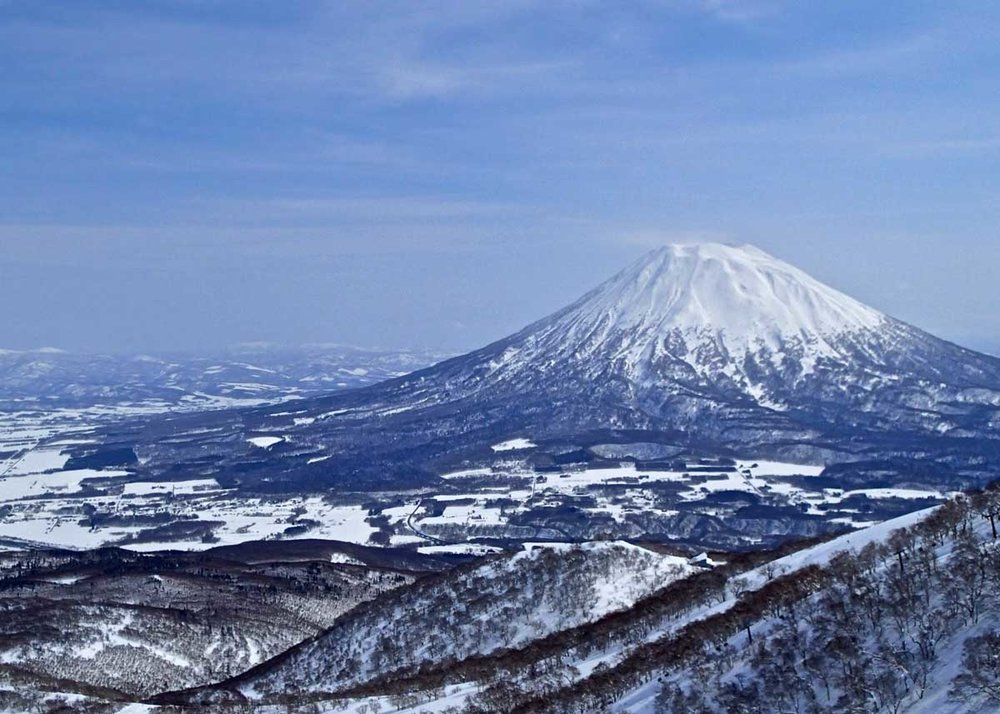 ©  Andrew K Smith  /  Creative Commons , Mount Yotei, Niseko