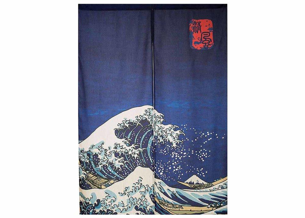 Japanese Noren Doorway Curtain