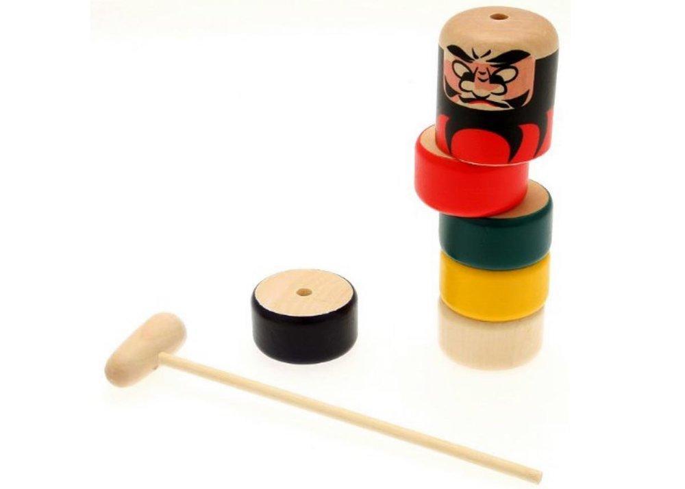 Daruma Otoshi Game