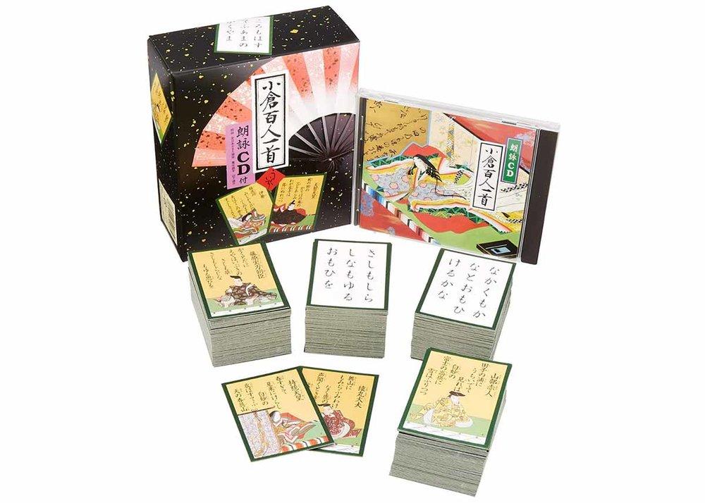 Karuta Card Game