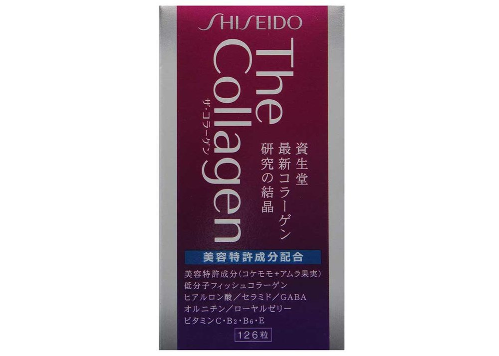 The Collagen Tablets by Shiseido