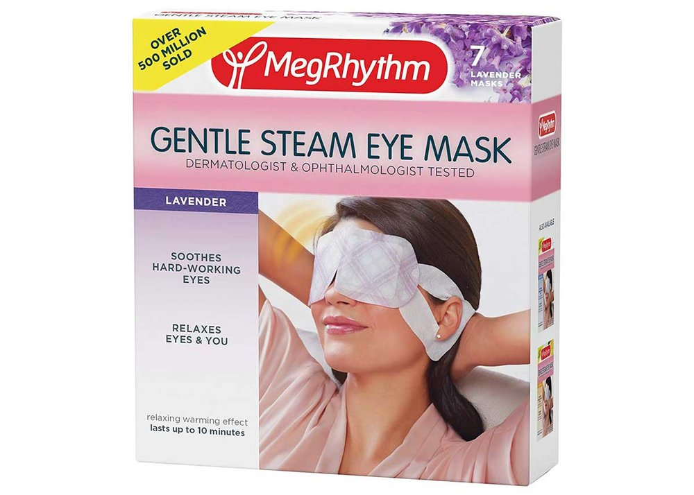 Lavender Scented Steam Eye Masks by MegRythym