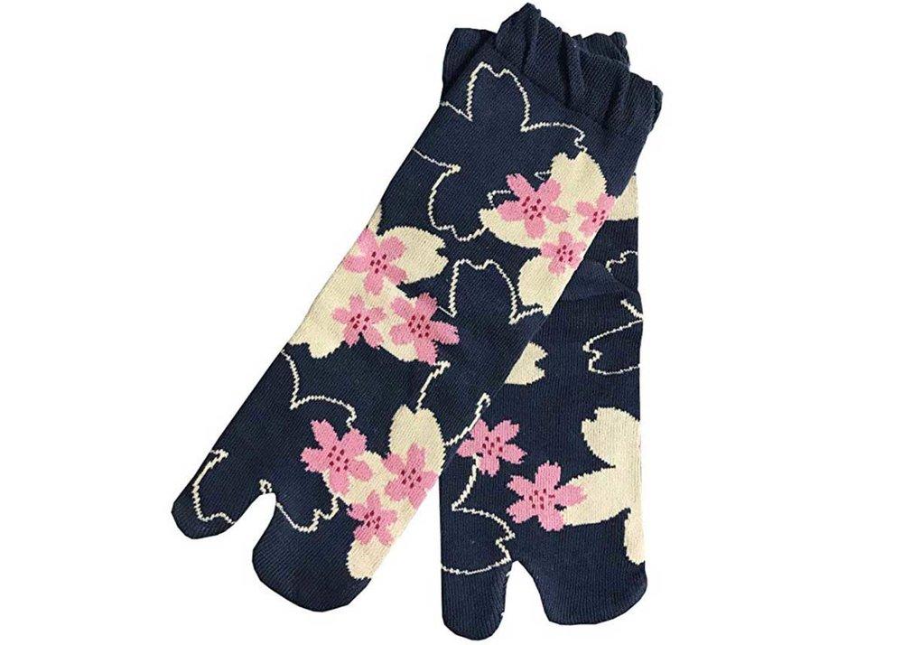 Women's Tabi Socks by Kurochiku