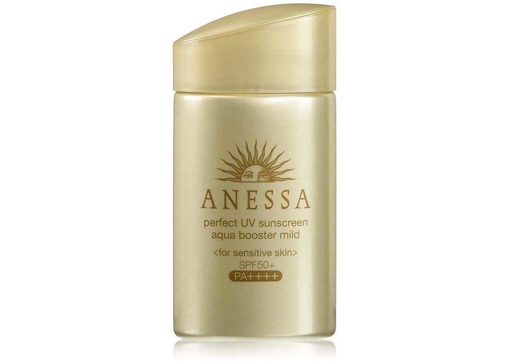 Shiseido Anessa Sunscreen