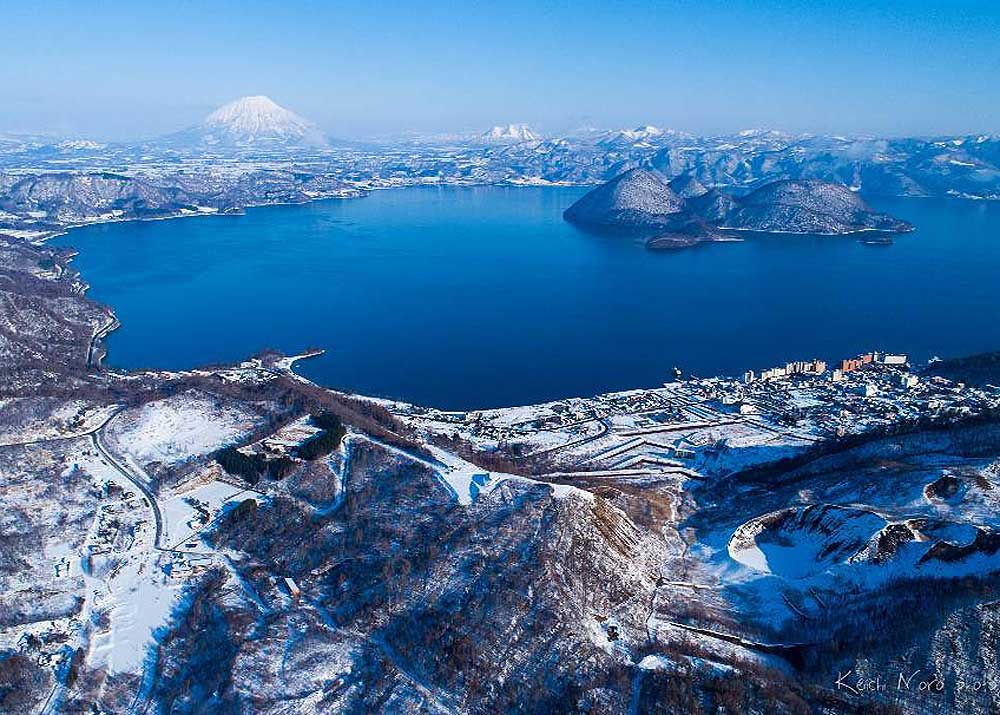©  Toyako Onsen Tourist Association