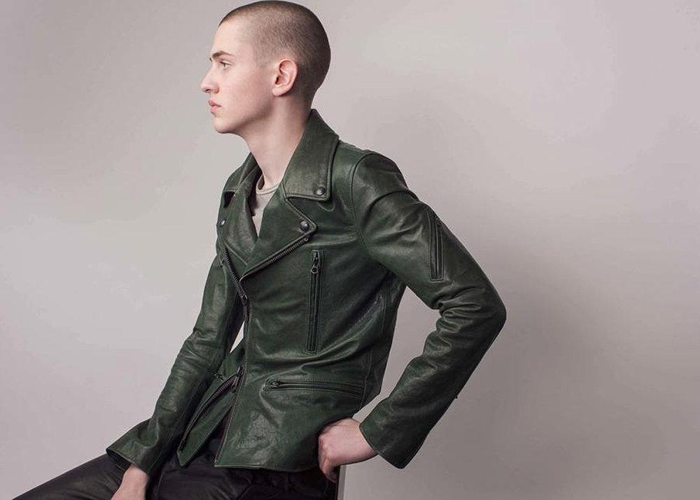 ©  No,No,Yes! , Bespoke Leather Fashion