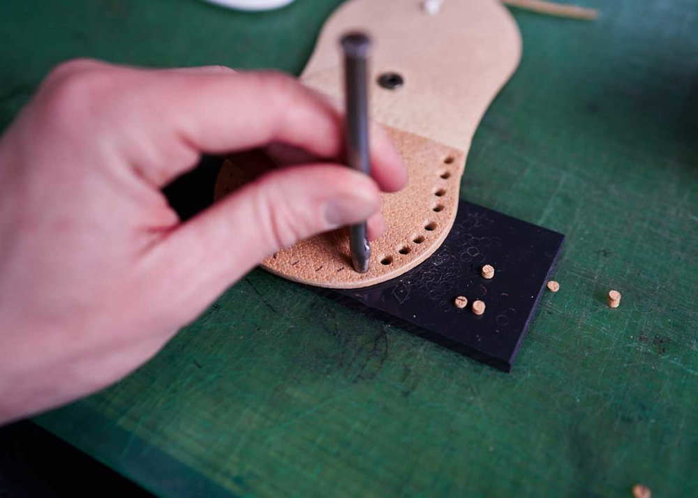© Matt Vachon, Leather Craft