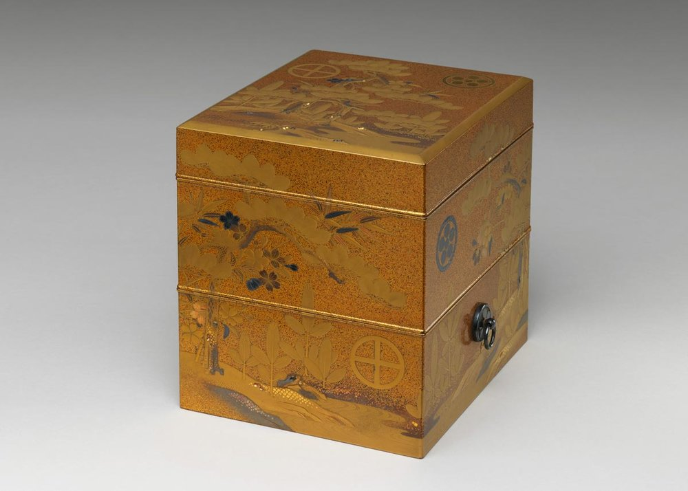 Trousseau Box,  The Met Museum