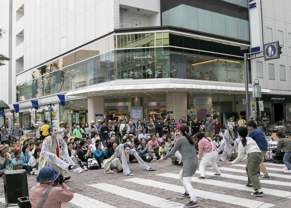 © World Theatre Festival Shizuoka