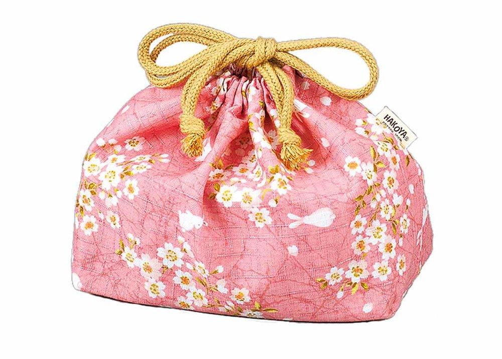 Bento Box Pouch by Ya Tatsumi