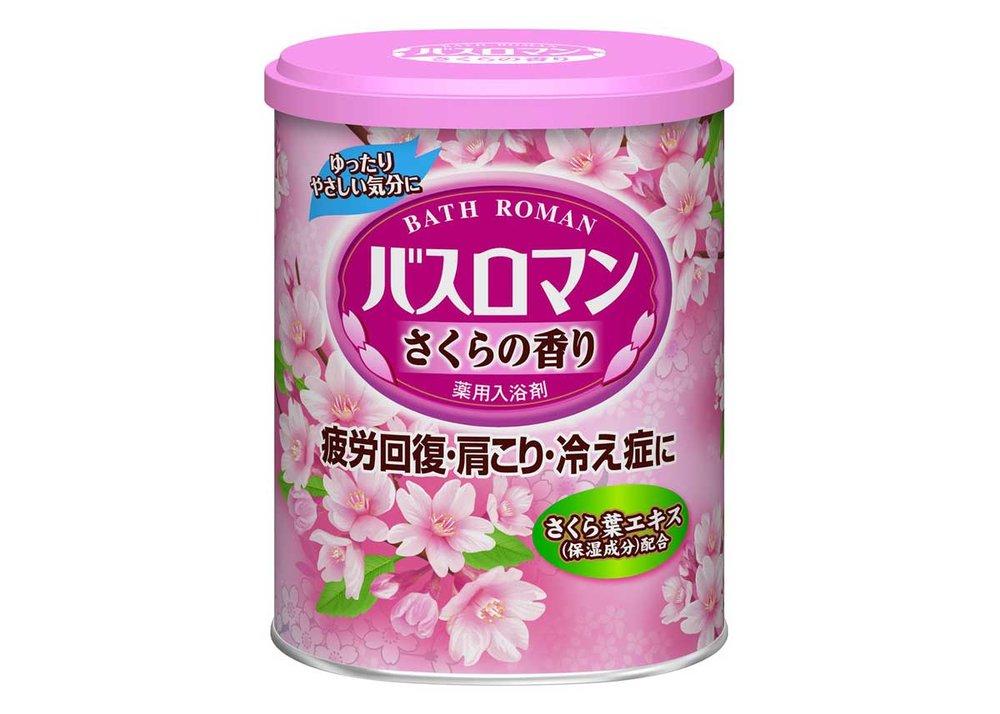 Cherry Blossom Bath Salts