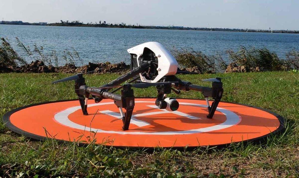DJI inspire landing pad