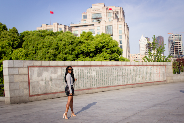 shanghai-the-bund-fringe-leather-hm-skirt (1 of 5)