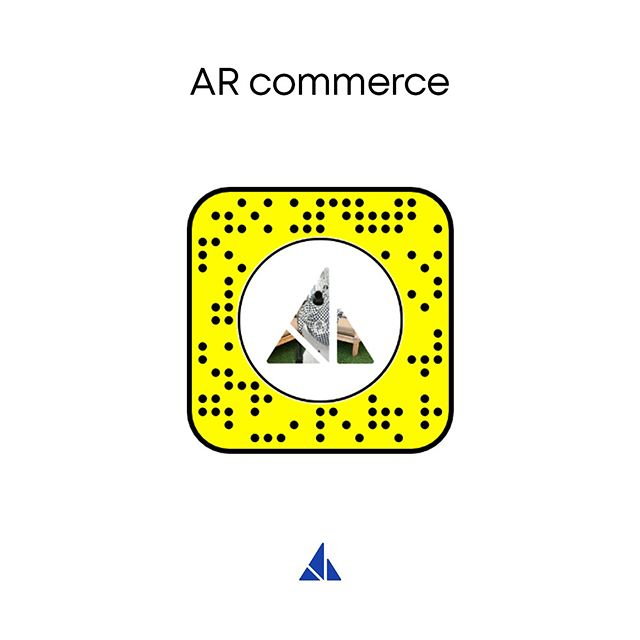 Snapchat is a great way to share selfies and doggie faces. But we think shopping and commerce are also great applications with Snapchafs new AR platform! Check out our commerce lens, link in bio!!! #ar #lenstudios #snapchatfilters