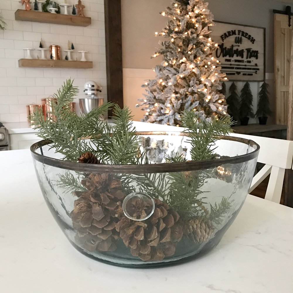 now we are back to this view i hope you liked my deck the blogs christmas home touri enjoyed sharing all my finds from small shops and makers - Christmas Blogs