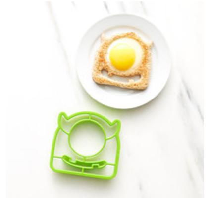 Monster Bread & Egg Shaper