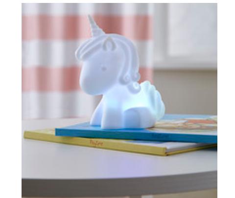 Color Changing Unicorn Mood Light