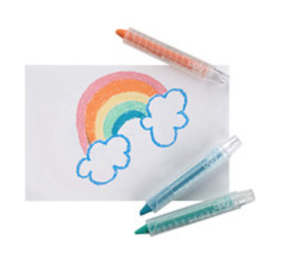 Chalk-O-Rama Crayons