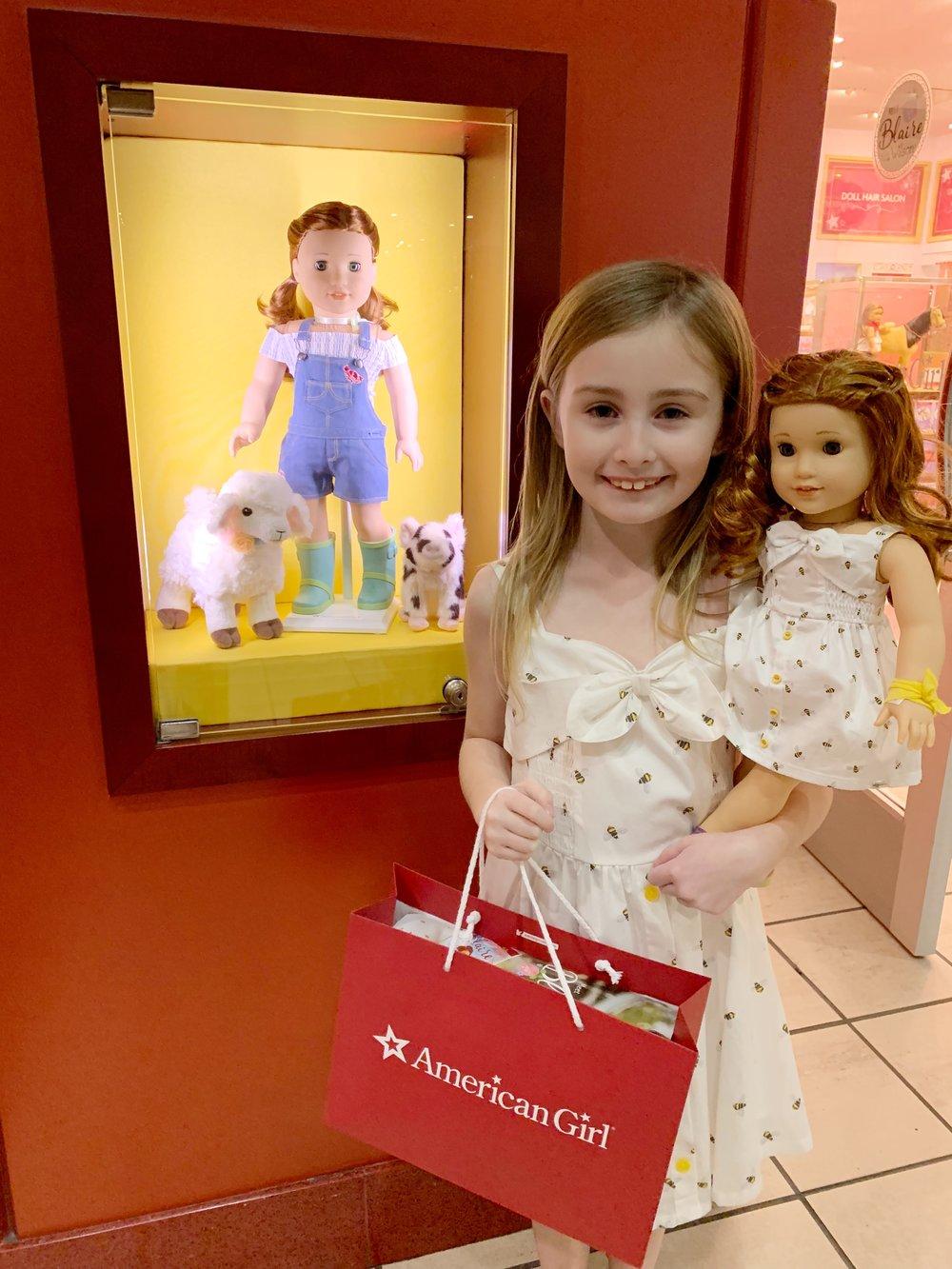 american girl 12