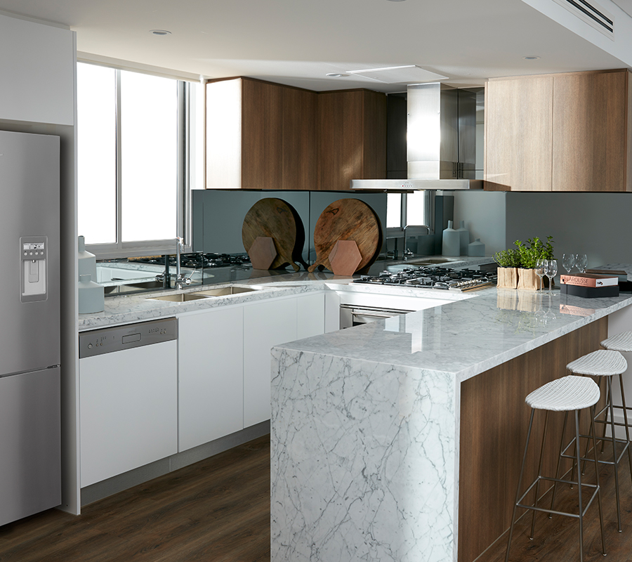 - Designer townhouses,where the attention to detail and love of luxury is abundantly clear