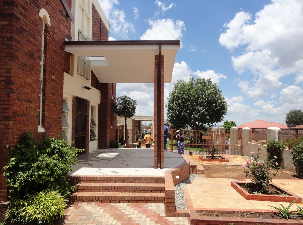 christ the king church - Orlando, Soweto