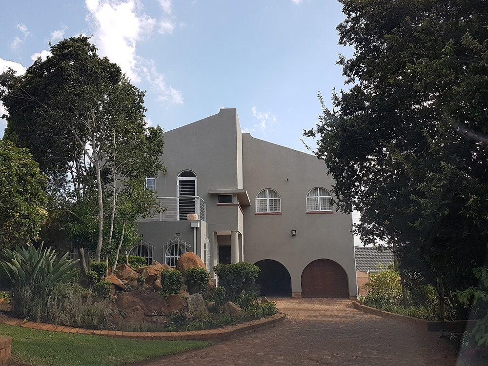 auxiliary bishop's house - Mulbarton, Johannesburg