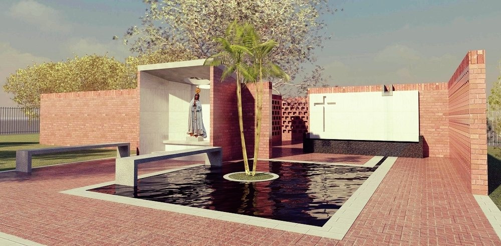st patrick remembrance garden - Benoni, Johannesburg