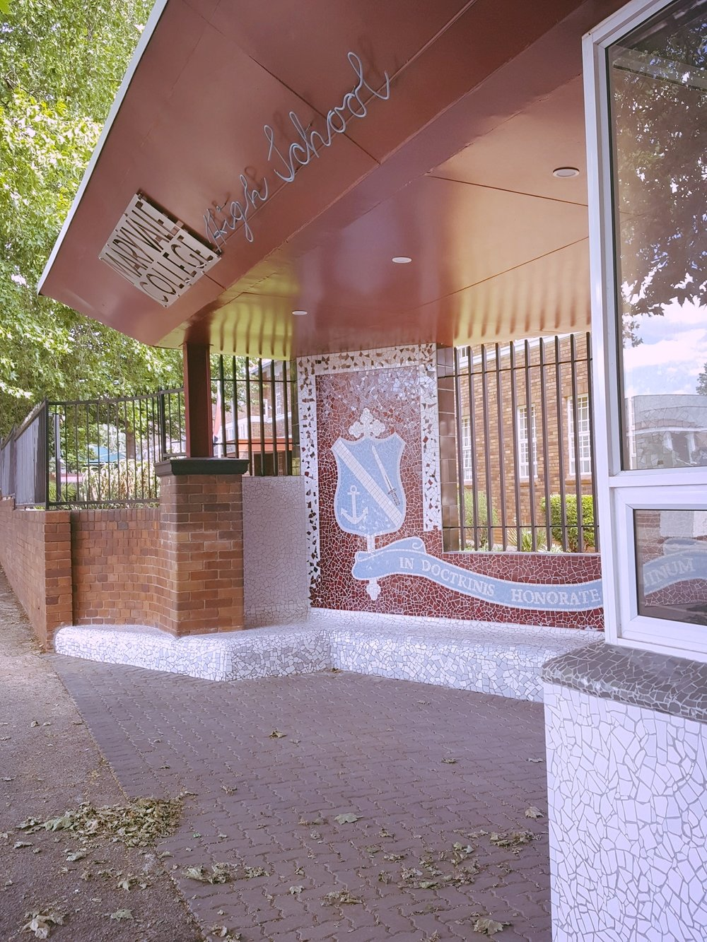 MARYVALE COLLEGE ENTRANCE