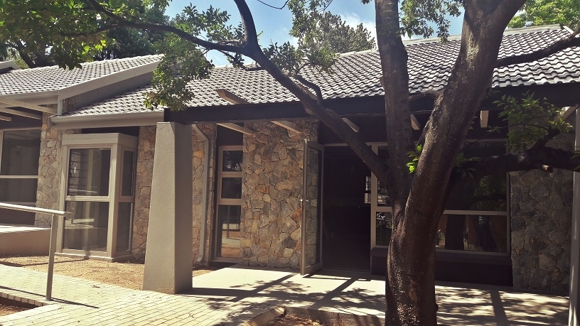 priests' retirement cottages - Craighall Park, Johannesburg