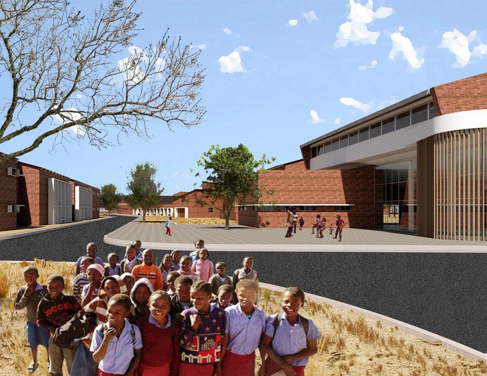 HOLY CROSS SCHOOL IN OKONGO