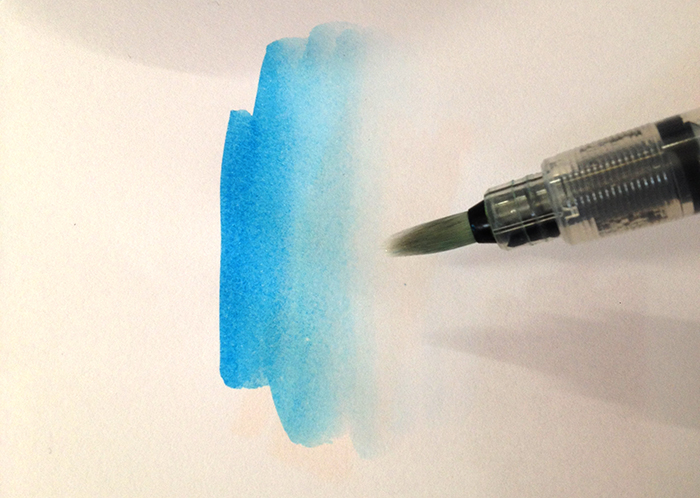 Tombow Dual Brush Pens: In this post, I'll show you the colours I've got, I'll talk about their characteristics and then I'll show you some techniques, so that you get the most out of them. - www.chistina77star.co.uk