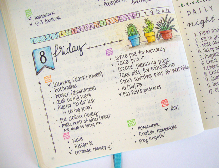 what is a bullet journal? how to start a bullet journal