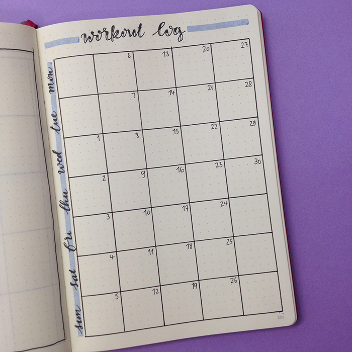 Workout Log - Bullet Journal.jpg