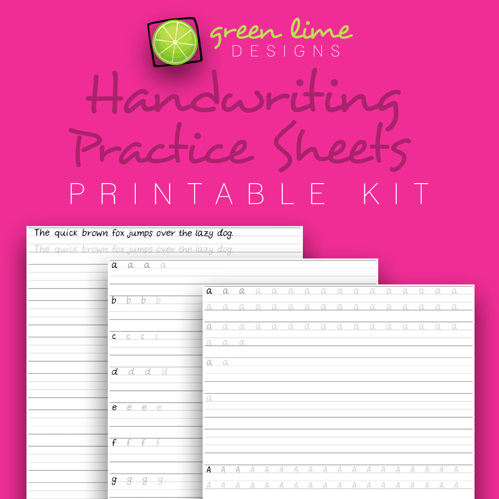 Handwriting Practice Sheets Etsy - Primary.jpg