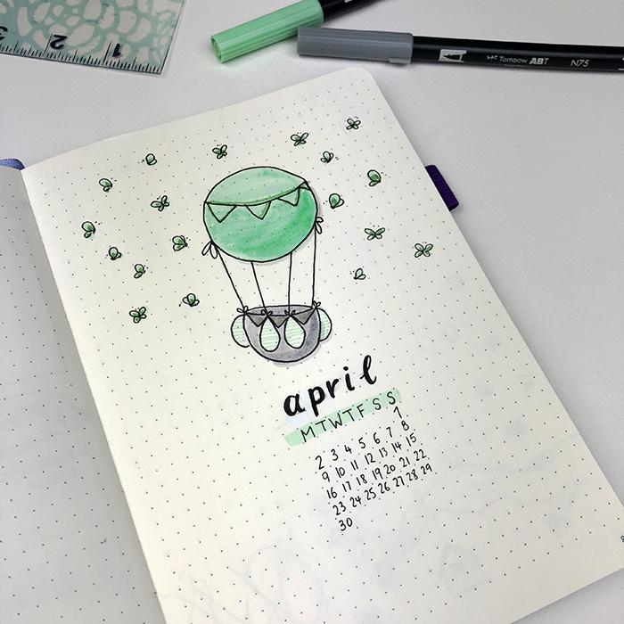 April 2018 Bullet Journal Set Up.jpg