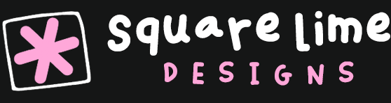 Square Lime Designs