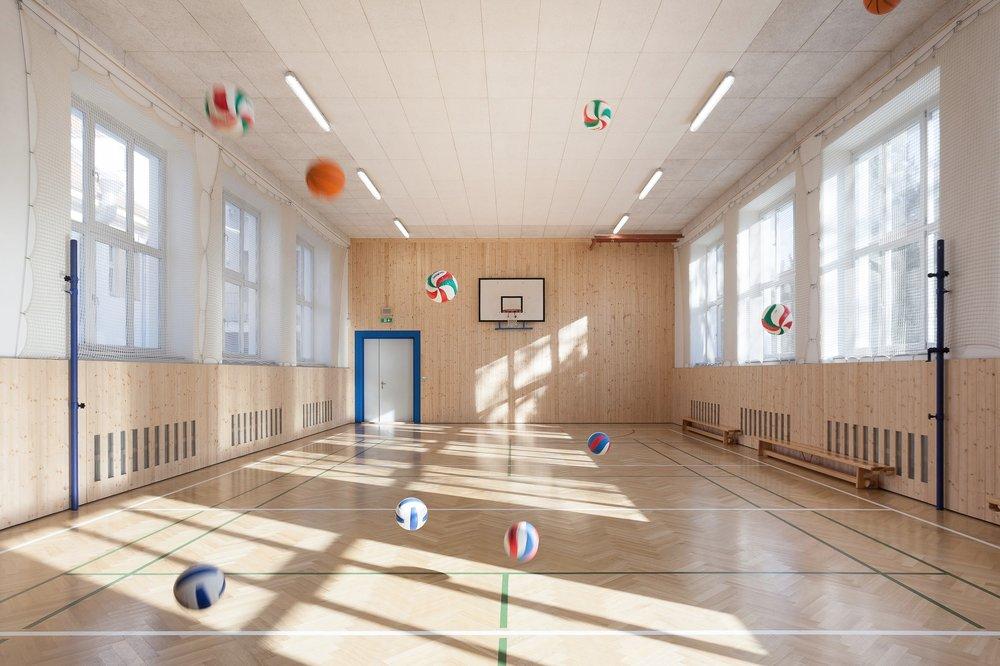 Lysolaje school extension