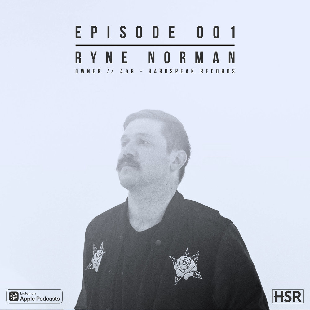 Ryne norman - is the Owner and A&R of Hardspeak Records. In this episode, we dive into the meaning of Hardspeak and its conception.Episode 001 is sponsored by Coast Coffee