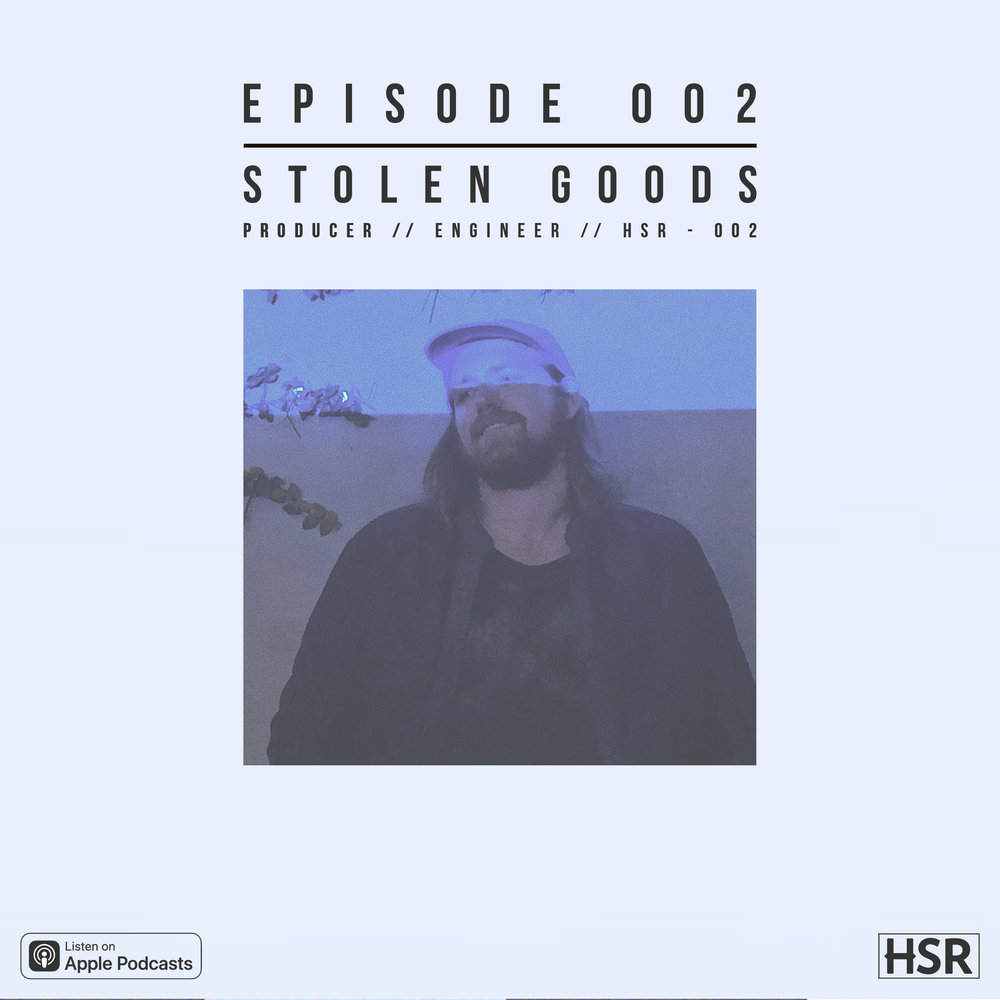 Stolen Goods - is the second artist of Hardspeak Records. In this episode, we dive into the beginning of Stolen Goods and his production process.Episode 002 is sponsored by Hardspeak Showcase