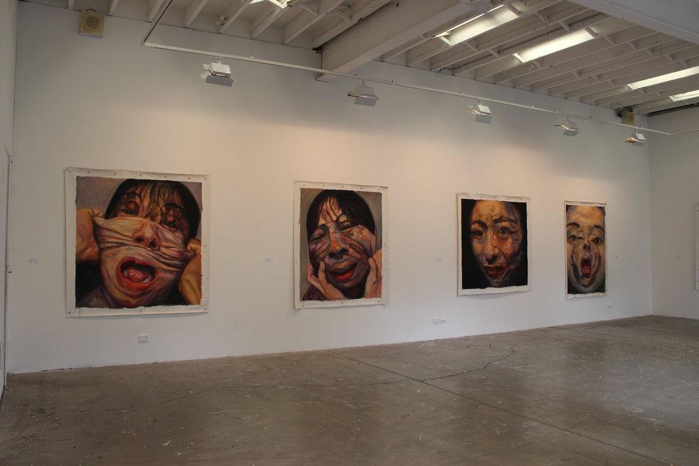 Su Yang's solo exhibition in 2016
