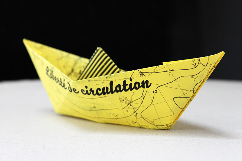 Boats4people, 2012. Source: Anne Desrivieres