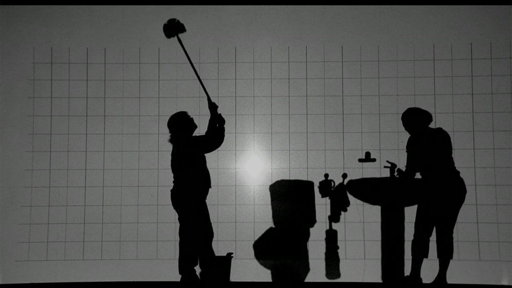 Video still from Domestic Workers video  No Work No Pay
