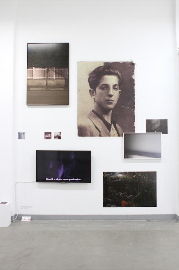 Exhibition views -